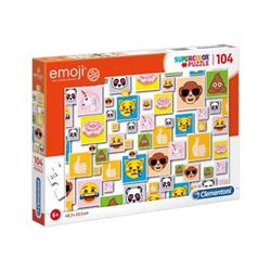 Puzzle Supercolor emoji 27285