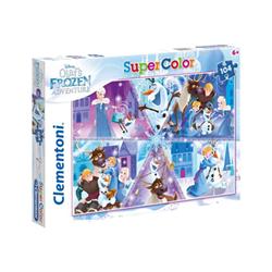 Puzzle Clementoni - Supercolor - disney olaf's frozen adventure 27094