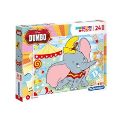 Puzzle Clementoni - Supercolor maxi disney dumbo - dumbo disney 28501