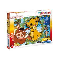Puzzle Clementoni - Re Leone Disney 27287