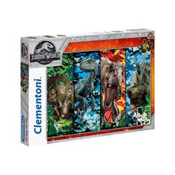 Puzzle Clementoni - Supercolor - jurassic world 27099
