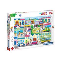 Puzzle Supercolor in città 27114