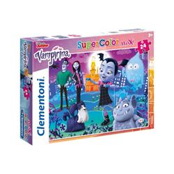 Puzzle Clementoni - Supercolor maxi disney junior vampirina - vampirina disney 24499