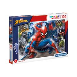 Puzzle Clementoni - Supercolor marvel spider-man - spider man - marvel 27116