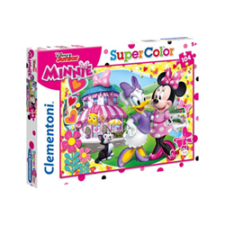 Puzzle Supercolor minni disney 27982