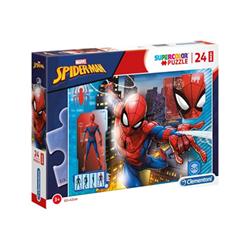 Puzzle Clementoni - Supercolor maxi - spider man - marvel 28507