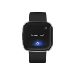 Smartwatch Fitbit - Versa 2 Carbone Taglia Unica (S e L Inclusi)
