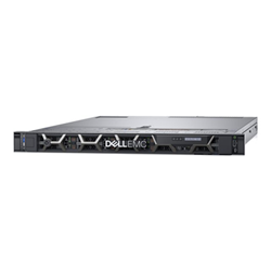 Server Dell Technologies - Dell emc poweredge r640 - montabile in rack - xeon silver 4214 2.2 ghz v06k9