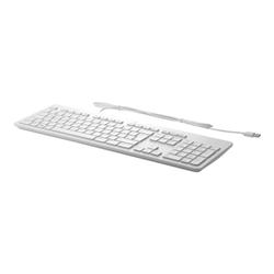 Tastiera Business slim tastiera qwerty inglese grigio z9h49aa#abb