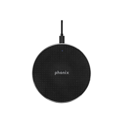 Custodia Phonix - WIRELESS CHARGER - 10 WATT - BLACK