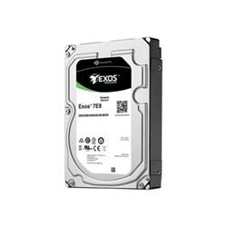 Hard disk interno Seagate - Exos 7e8 - hdd - 8 tb - sata 6gb/s st8000nm000a