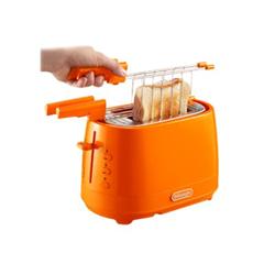 De Longhi - De'longhi ctlap2203.0 - tostapane - arancione 0230020027