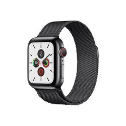 Smartwatch Apple - Watch series 5 (gps + cellular) - acciaio inox space black mwx92ty/a