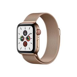 Smartwatch Apple - Watch series 5 (gps + cellular) - acciaio inossidabile oro mwx72ty/a