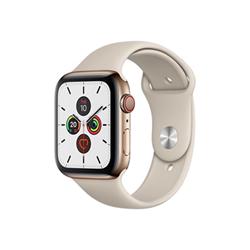 Smartwatch Apple - Watch series 5 (gps + cellular) - acciaio inossidabile oro mwwh2ty/a