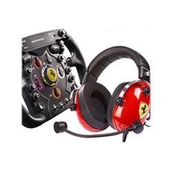 Controller Thrustmaster - Scuderia ferrari - race kit - volante 4160764