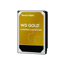Hard disk interno Western Digital - Wd gold enterprise-class hard drive - hdd - 8 tb - sata 6gb/s wd8004fryz