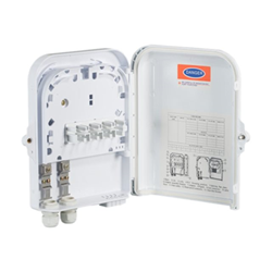 Armadio rack WP Europe - Wp cabling - scatola distribuzione fibra ottica wpc-fcb-o0108