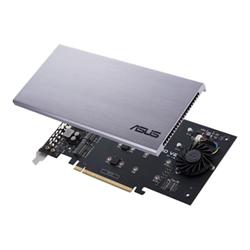 Scheda PCI Asus - Hyper m.2 x16 card v2 - adattatore interfaccia - m.2 card 90mc06p0-m0eay0