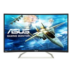 "Monitor LED Asus - Va326hr - monitor a led - curvato - full hd (1080p) - 31.5"" 90lm02z3-b01170"