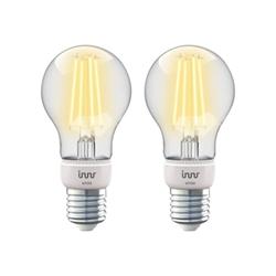 Lampadina LED Innr Lighting - E27 FILAMENT WHITE Smart 2 pezzi ZigBee
