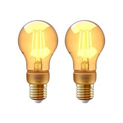 Lampadina LED Innr Lighting - E27 FILAMENT VINTAGE ZigBee 2 Pezzi