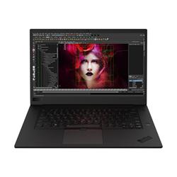 "Workstation Lenovo - Thinkpad p1 (2nd gen) - 15.6"" - core i7 9850h - 16 gb ram 20qt000hix"