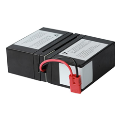 Batteria V7 - Batteria ups - piombo - 9 ah rbc1tw1500v7