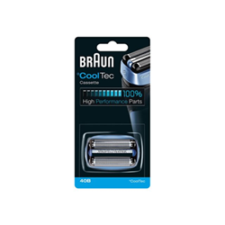 Rasoio elettrico Cooltech cassetta rasoio 40b