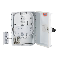 Armadio rack WP Europe - Wp cabling - scatola distribuzione fibra ottica wpc-fcb-o0116