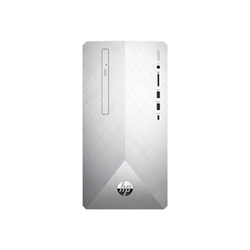 PC Desktop HP - Pavilion 595-p0068nl - mt - core i3 8100 3.6 ghz - 8 gb - 1 tb 6rs83ea#abz
