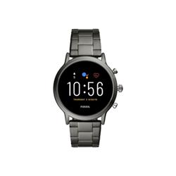 Smartwatch FOSSIL - Gen 5 The Carlyle HR con bracciale in acciaio grigio fumo