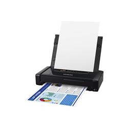 Image of Stampante inkjet Workforce wf-110w - stampante - colore - ink-jet c11ch25401