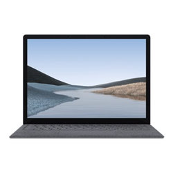 "Notebook Microsoft - Surface laptop 3 - 13.5"" - core i7 1065g7 - 16 gb ram - 256 gb ssd pla-00009"