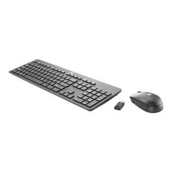 Tastiera Business slim set mouse e tastierino regno unito n3r88aa#abu