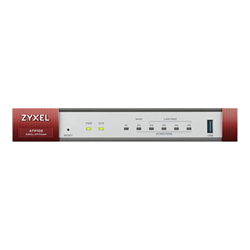 Firewall Zyxel - Zywall atp100 - apparecchiatura di sicurezza atp100-eu0102f