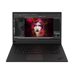 "Workstation Lenovo - Thinkpad p1 (2nd gen) - 15.6"" - core i7 9850h - 16 gb ram - 1 tb ssd 20qt000gix"