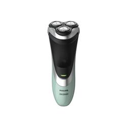 Rasoio elettrico Philips - Shaver Heritage Edition S3552 Cordless Autonomia 60 minuti