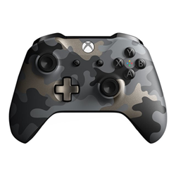 Controller Xbox wireless controller night ops camo special edition game pad wl3 00151