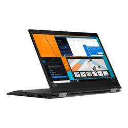 """Notebook Lenovo - Thinkpad x390 yoga - 13.3"""" - core i5 8265u - 16 gb ram - 512 gb ssd 20nn00f8ix"""