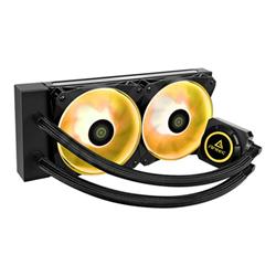 Dissipatore Gaming Kühler h2o k240 rgb scambiatore di calore cpu per sistema di raffreddamento a l