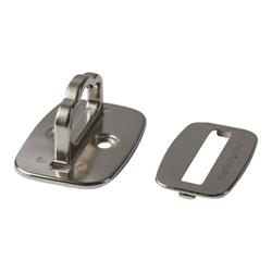 Startech.com piastra di ancoraggio per aggancio cavo di sicurezza pc ltanchorl