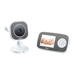 Sistema di monitoraggio Beurer - By 110 - sistema di monitoraggio neonati - wireless 95261