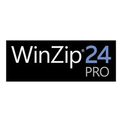 Software Corel - Winzip pro (v. 24) - box pack - 1 utente wz24promldvdeu