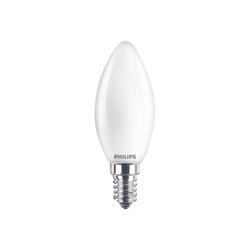 Lampadina LED Philips - Lampadina con filamento led - satinata finitura - e14 929002027001