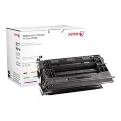 Toner Xerox - Nero - cartuccia toner (alternativa per: hp 37a, hp cf237a) 006r03608