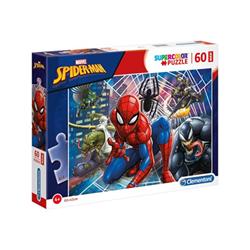 Puzzle Clementoni - Supercolor maxi marvel spider-man - spider man - marvel 26444a