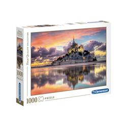 Puzzle Clementoni - High Quality Collection - Monte Saint-Michel 39367
