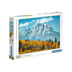 Puzzle Clementoni - High quality collection - grand teton in fall 35034