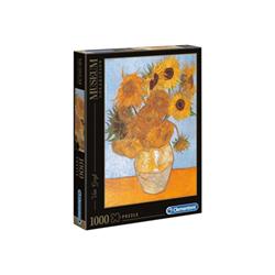 Puzzle Clementoni - Museum Collection - Van Gogh: Girasoli 31438